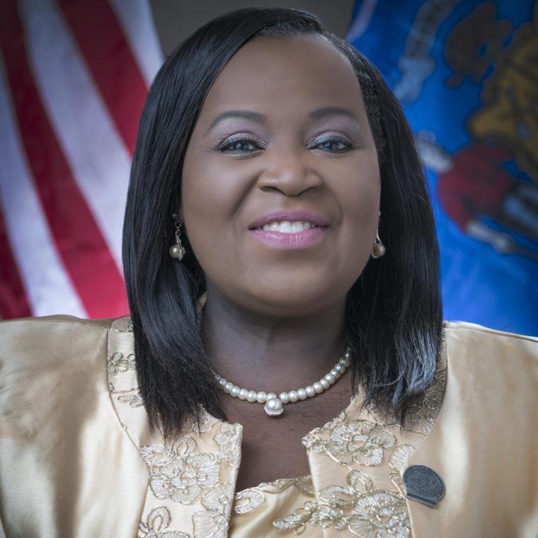 Photo of 2019 Women of Distinction honoree, Rep. Shelia Stubbs.