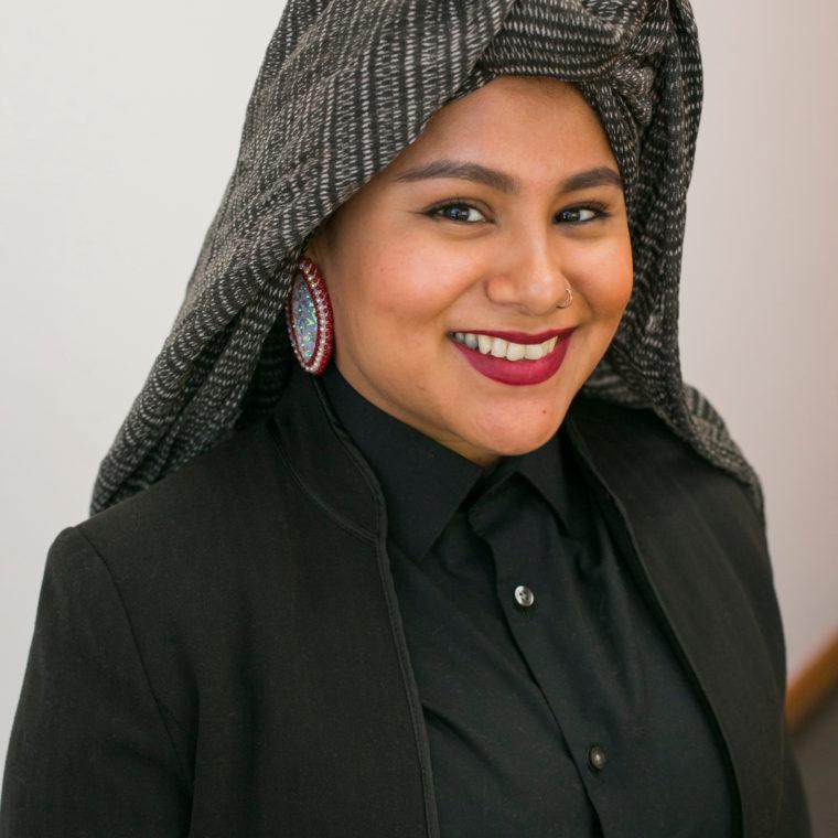Photo of 2019 Woman of Promise honoree, Marisela Gomez Castellanos.