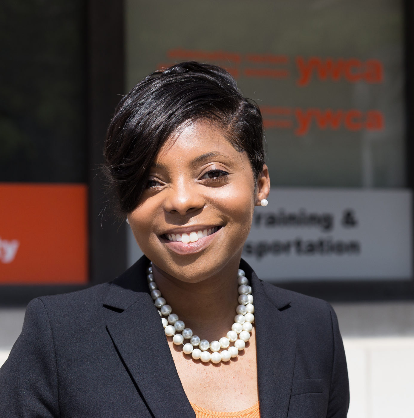 Vanessa McDowell, CEO, YWCA Madison